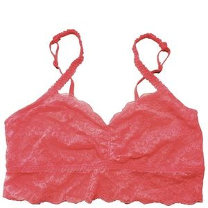 Pink by Victoria Secret | Lace Wireless Bralette
